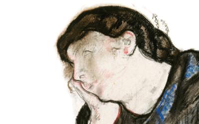 La femme dans le dessin d'Edouard Vallet